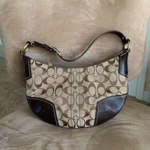 Authentic Coach Classic Hobo Bag